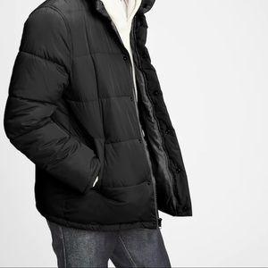 Gap puffer jacket for men